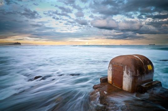 Ocean Baths Pump House, Newcastle, NSW