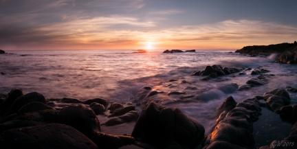 Sunset at Anna Bay NSW