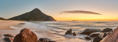 Sunrise - Zenith Beach, Port Stephens