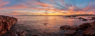Sunset - Anna Bay, Port Stephens