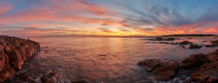 Sunset - Anna Bay, Port Stephens